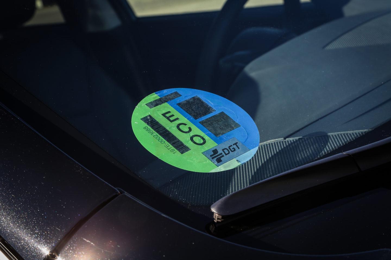 Etiqueta ECO de los coches híbridos