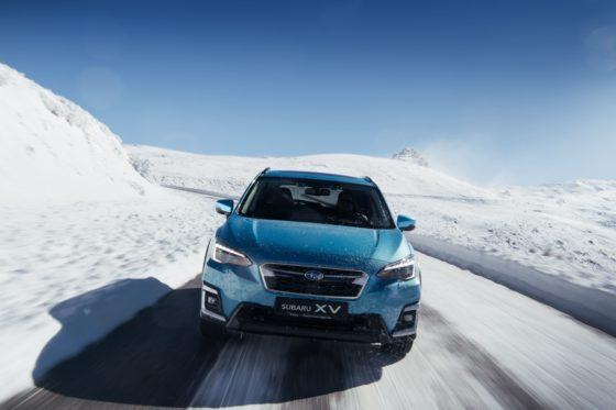 Consejos Invierno Subaru XV ecoHYBRID