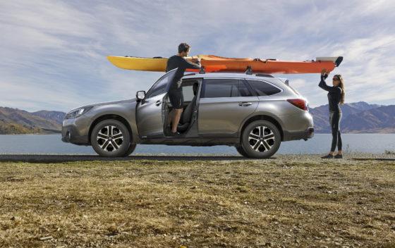 Subaru Outback aventura