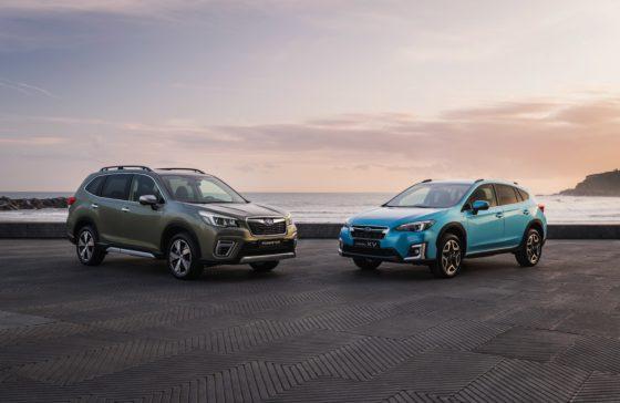 Seguridad: Gama eco Hybrid Subaru