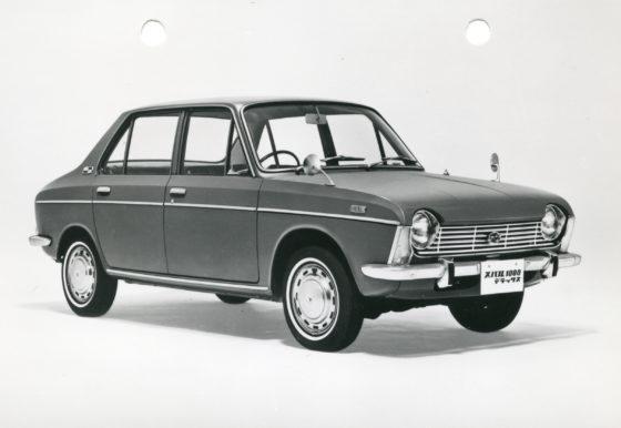Subaru 1000