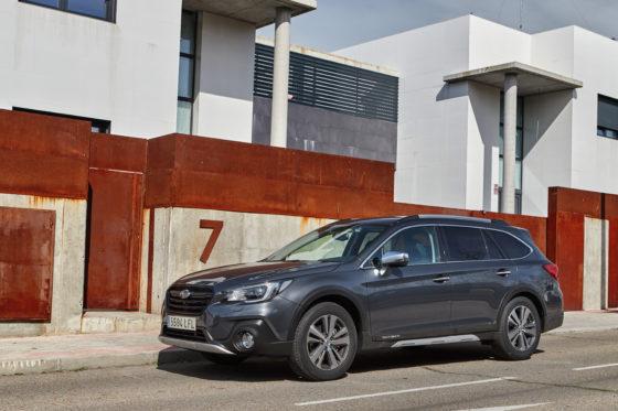 Motor Bóxer: Subaru Outback