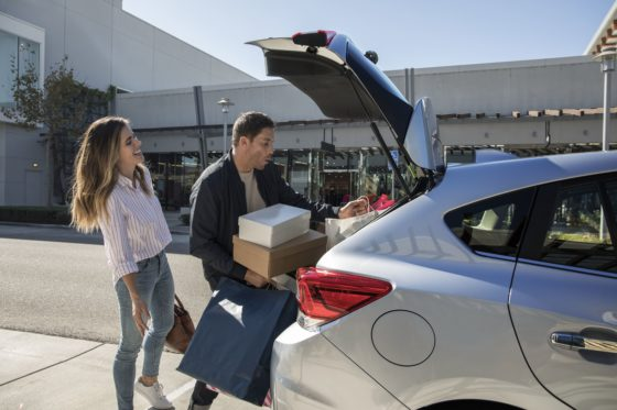 Subaru Impreza EcoHybrid, diviértete