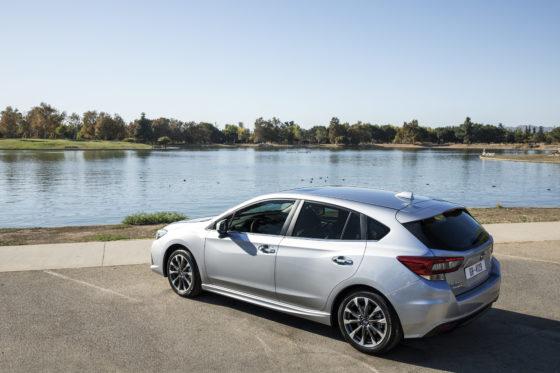 Subaru Impreza EcoHybrid Sporty & Advance