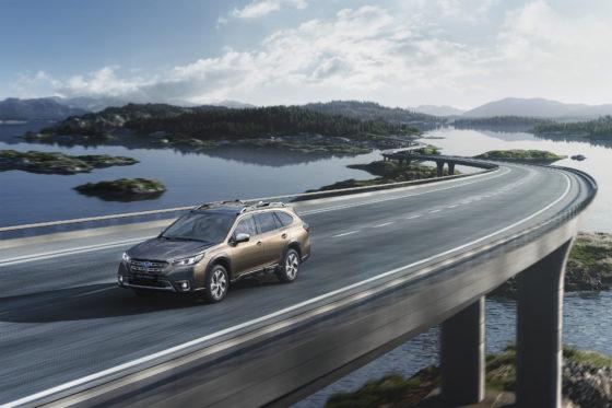 Subaru Outback Onroad