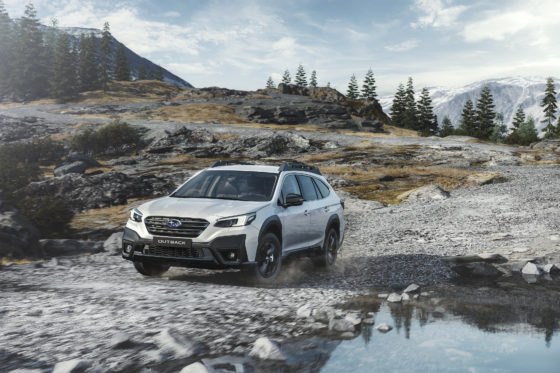 Subaru Outback Offroad