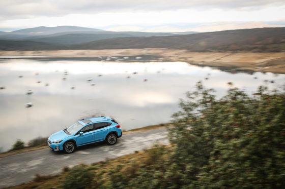 Subaru XV ecoHybrid, máxima seguridad de serie