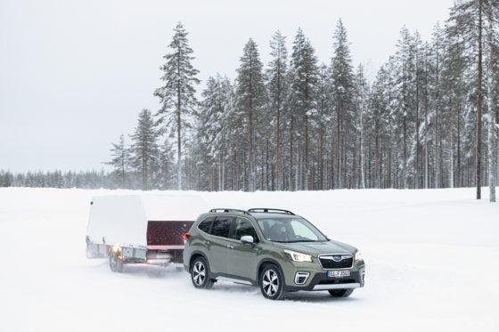 Subaru Forester ecoHybrid