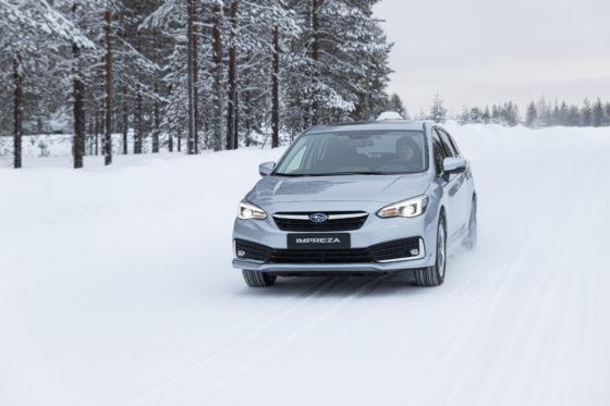 Subaru Impreza ecoHybrid