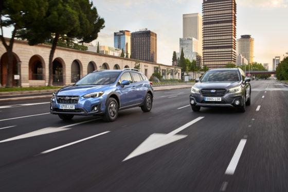 Gama Subaru eco GLP