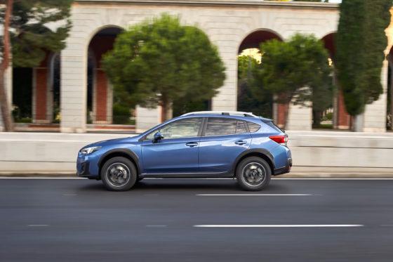 Subaru XV Renting