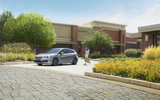 Gama Subaru ecoHybrid