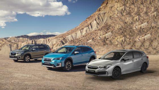 Renting Gama Subaru