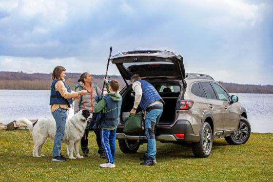 Vacaciones flexibles Subaru
