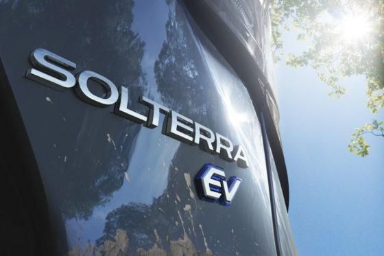 SUV eléctrico Solterra