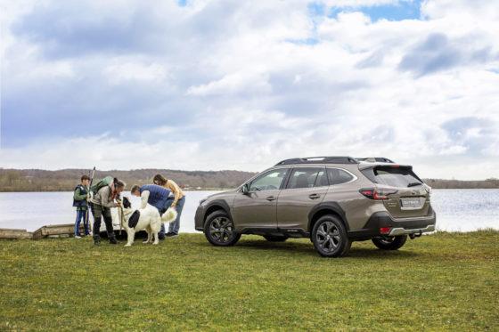Nuevo Subaru Outback Familiar
