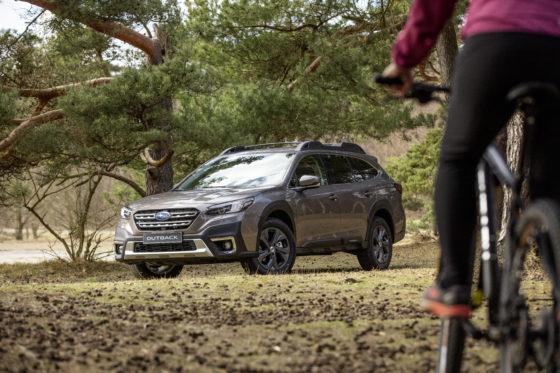 Nuevo Subaru Outback Offroad