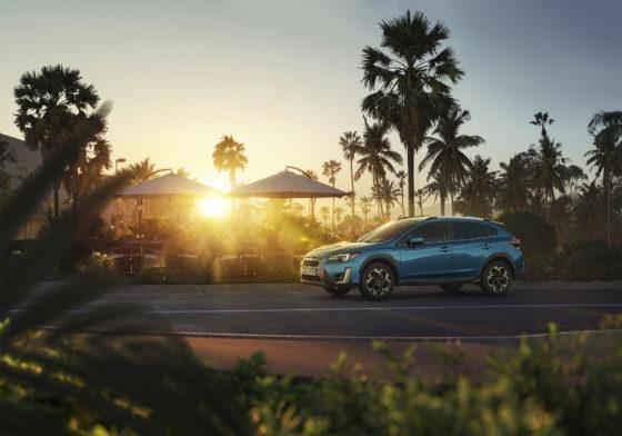 Subaru Hybrid Verano