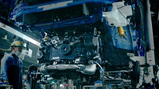 Calidad Subaru Fabrica Subaru