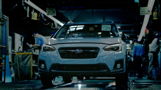 Procesos calidad Subaru